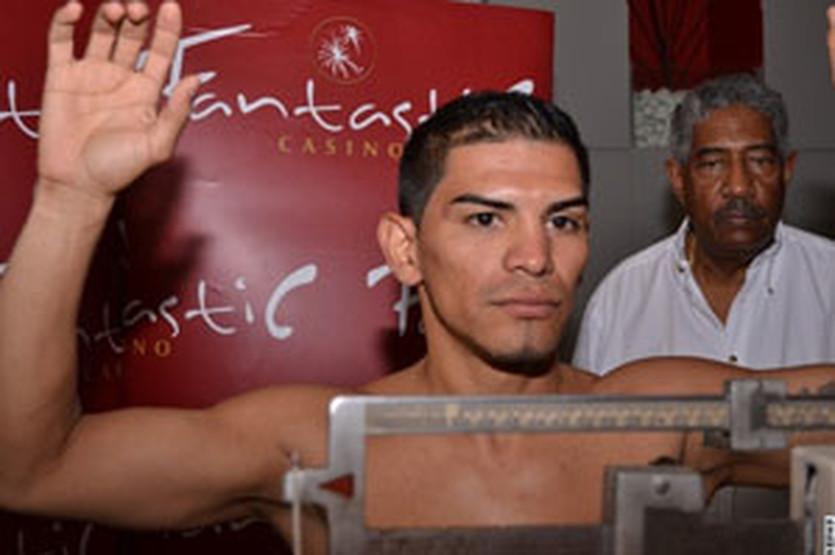 Рафаэль Консепсьон, boxingscene.com