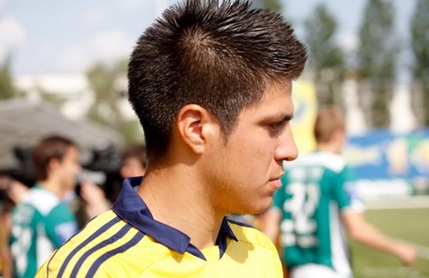 Джонатан Кристальдо, фото А.Осипова, football.ua