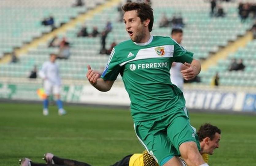 Денис Кулаков, фото ФК Ворскла