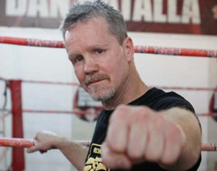 Фредди Роуч, boxingscene.com