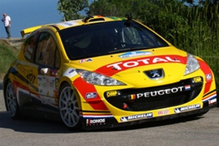 Тьерри Невиль, autosport.com