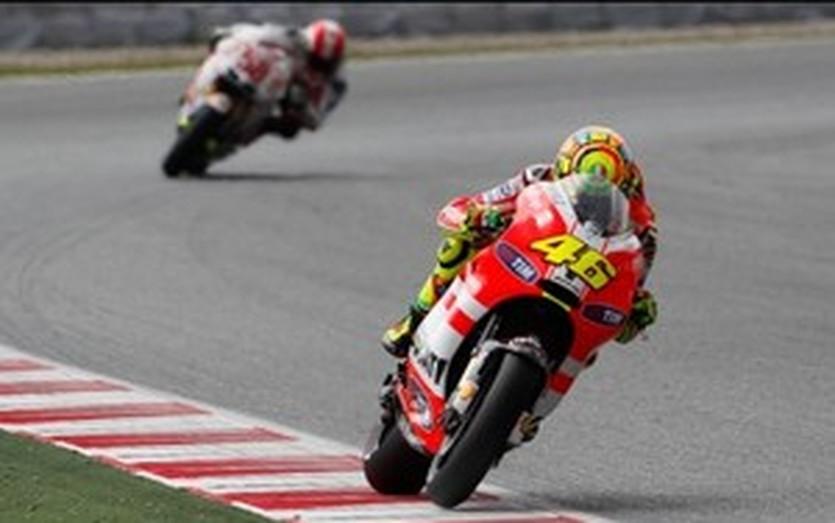 Валентино Росси, motogp.com