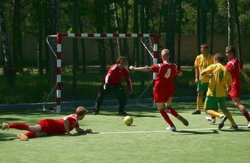 ДАТА-Спорт. Летний Кубок — 2011! 3-й тур