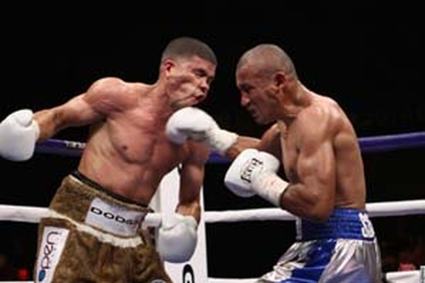 Салидо - Лопес, boxingscene.com