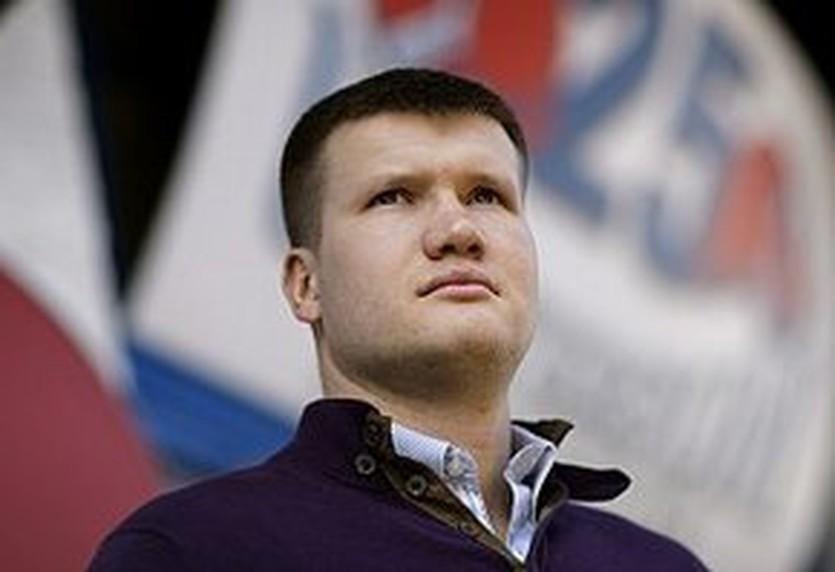 Александр Димитренко, АР
