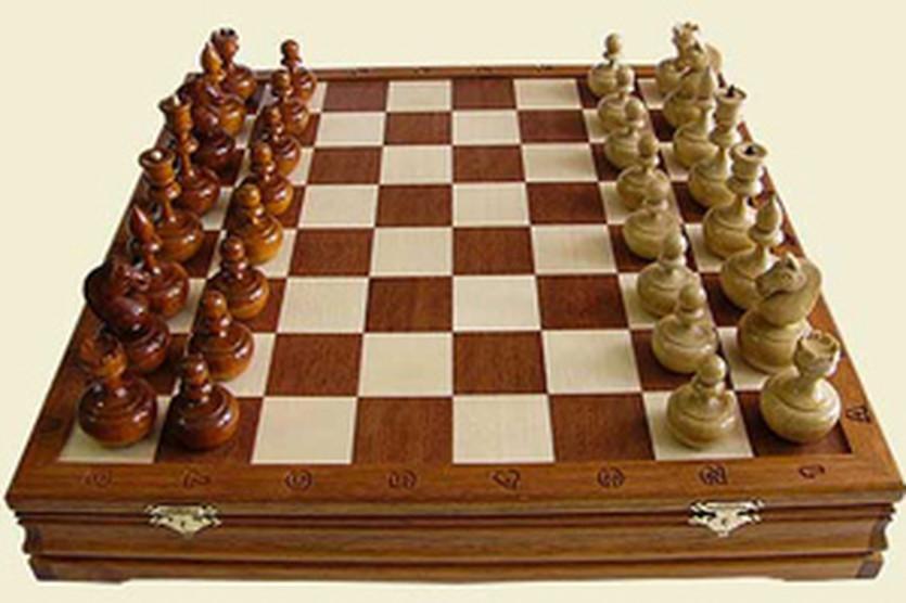 Шахматы. Состоялся 2-й тур мужского чемпионата Украины