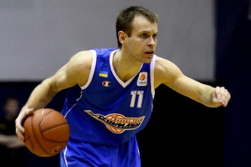 Александр Шапошников, фото БК Ферро-ЗНТУ