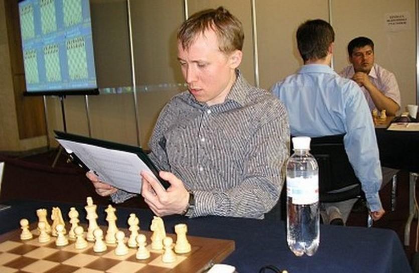Руслан Пономарев, ukrchess.org.ua