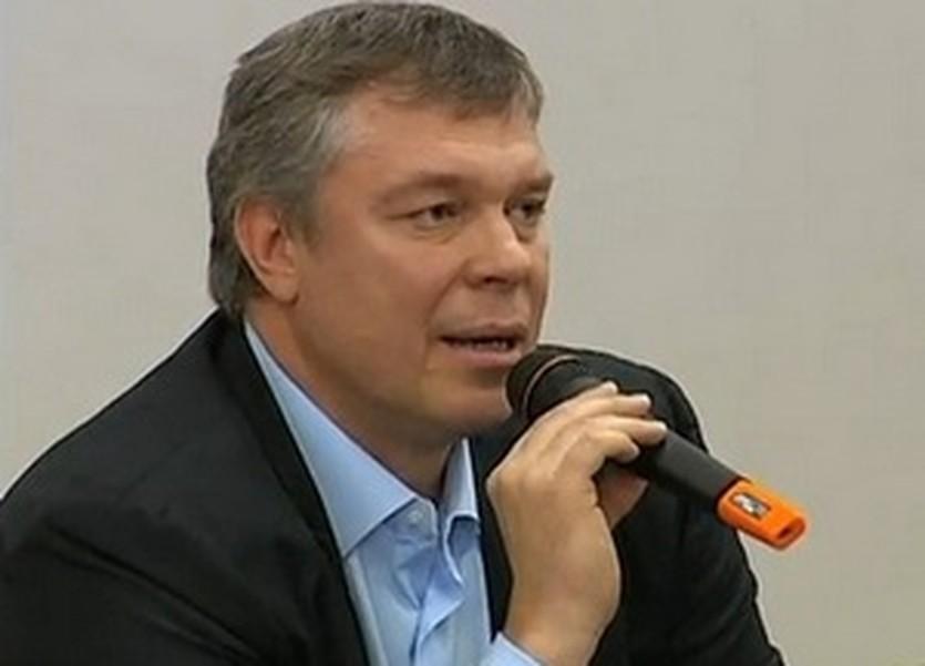 Александр Волков — единственный кандидат в президенты ФБУ