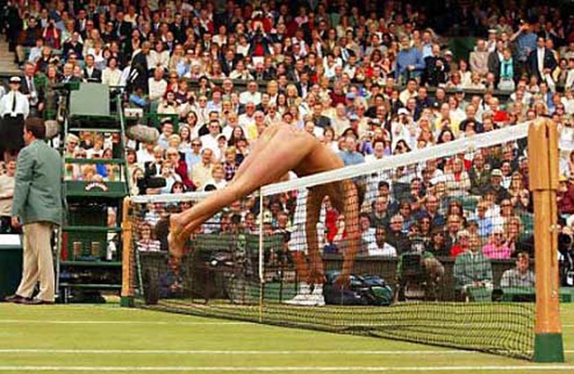 Самый гарячий турнир тенниса! Thestreaker.org.uk