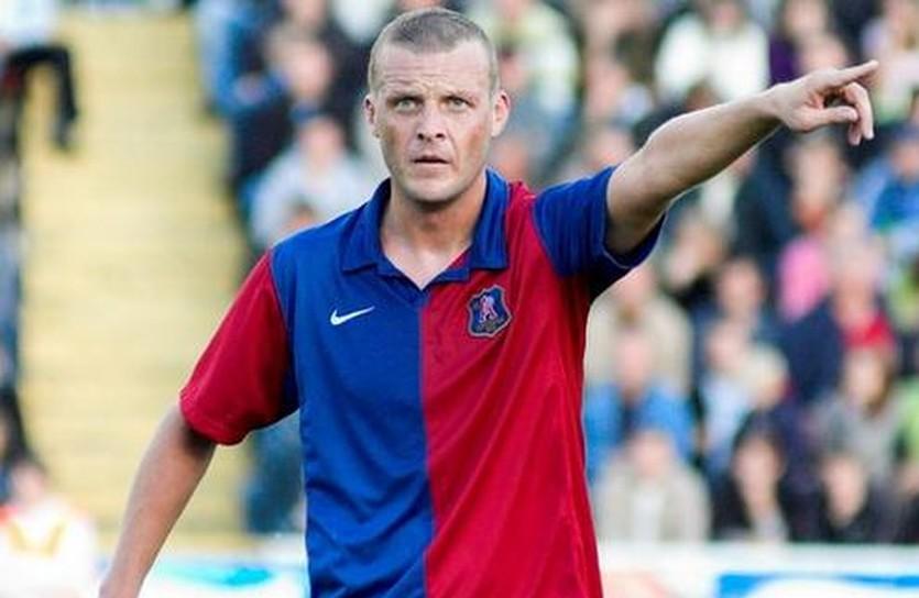 Сергей Закарлюка, фото И.Снисаренко, football.ua