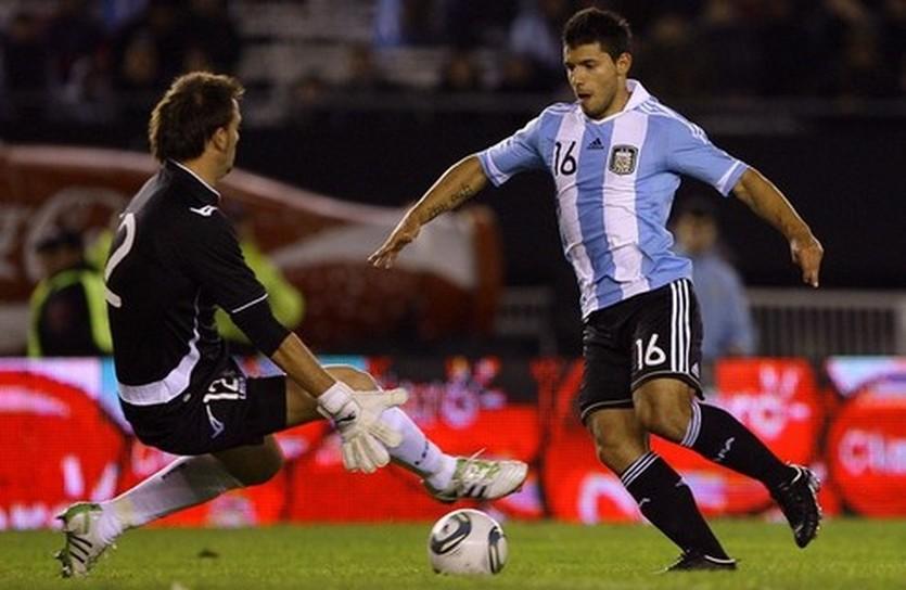 Серхио Кун Агуэро, Getty Images