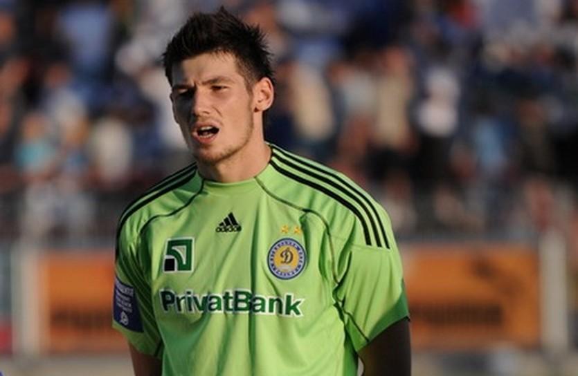 Денис Бойко, фото И.Хохлова, football.ua