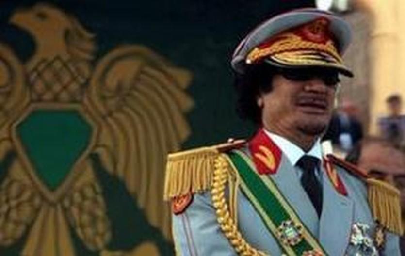 Муамар Каддафи, eurosport.yahoo.com