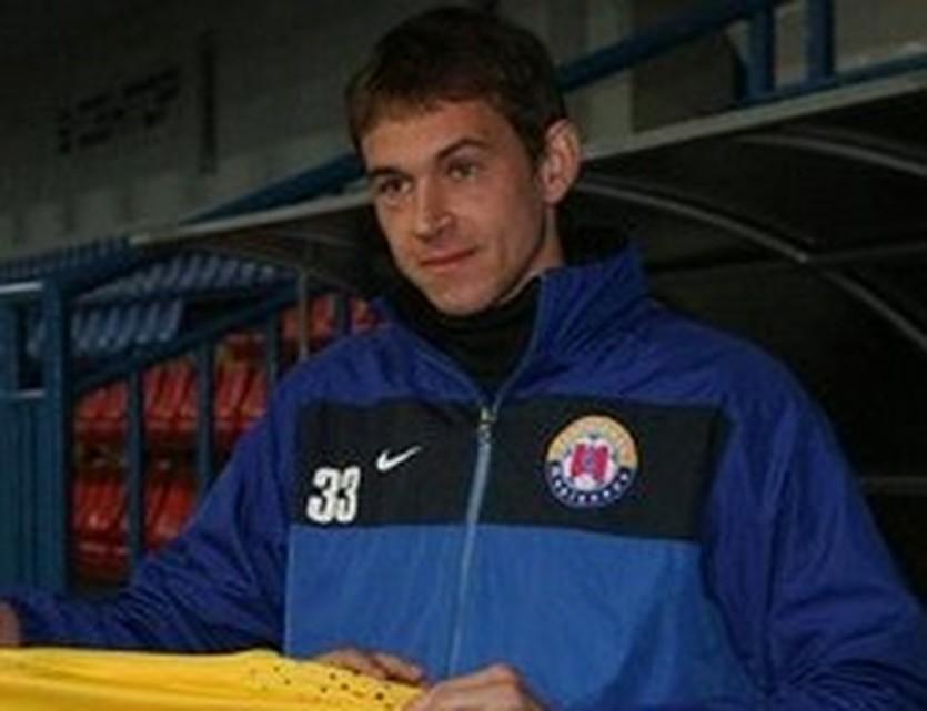 Богдан Шуст, фото ФК Ильичевец