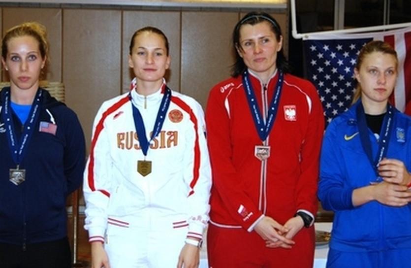 Ольга Харлан (справа), nffu.org.ua