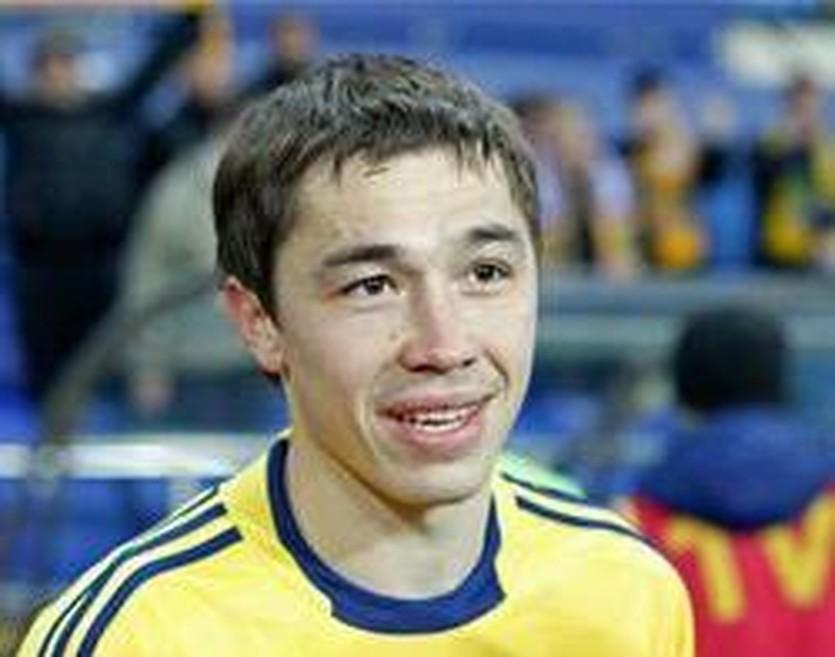 Александр Романчук, фото ФК Металлист