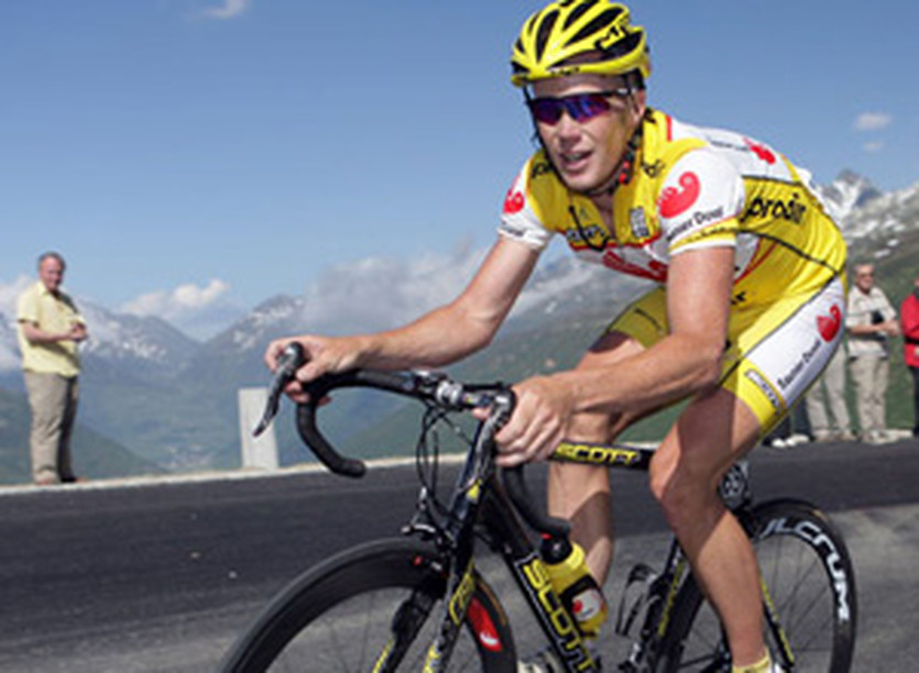 Крис Хорнер, roadcycling.com