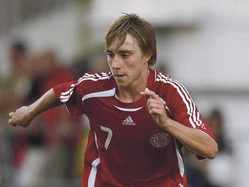 Кристиан Эриксен, footballqs.com