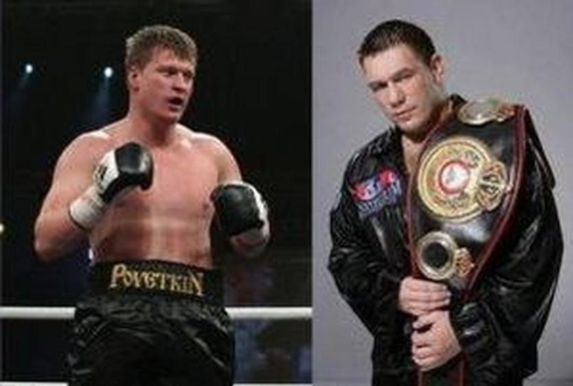 Поветкин и Чагаев, fightnews.ru