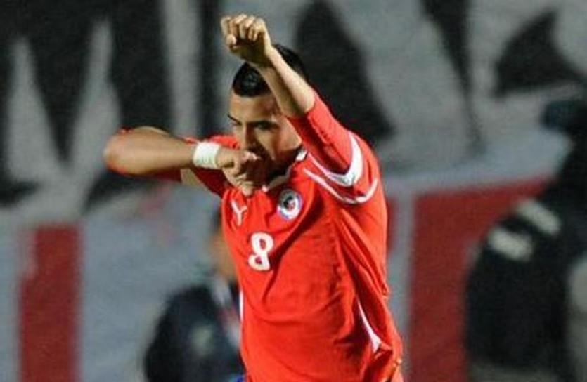 Артуро Видаль, footballpress.net