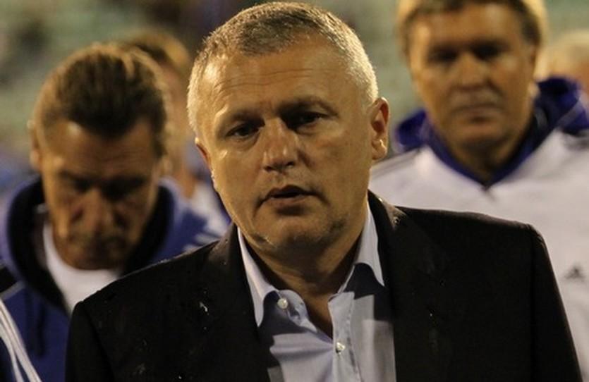 Игор Суркис, фото О.Дубины, iSport.ua