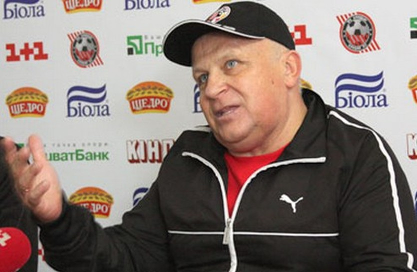 Виталий Кварцяный, фото ФК Кривбасс