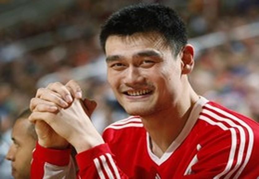Яо Мин, Reuters