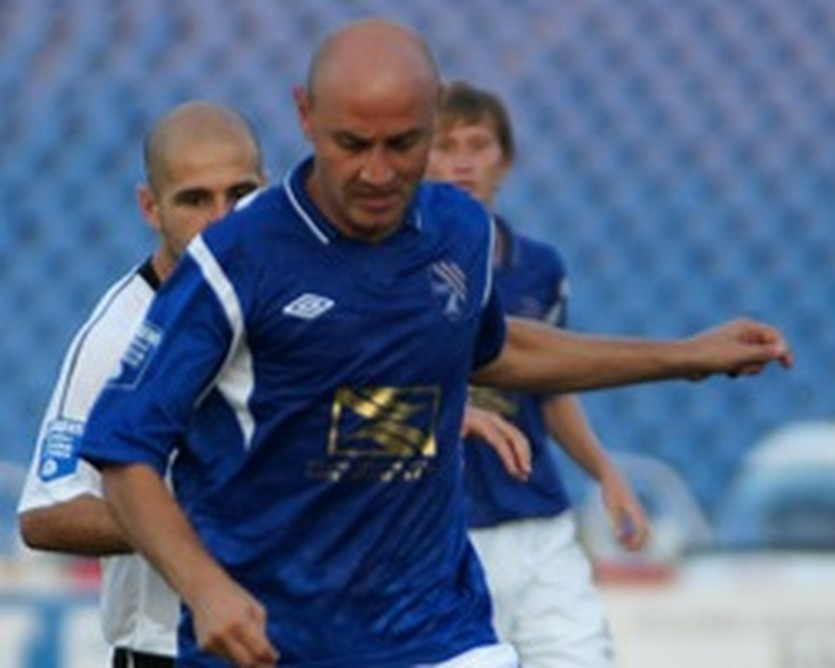 Сергей Назаренко, фото ФК Таврия