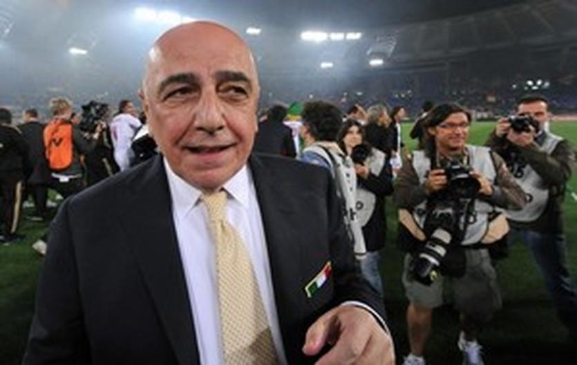 Адриано Галлиани, Getty Images