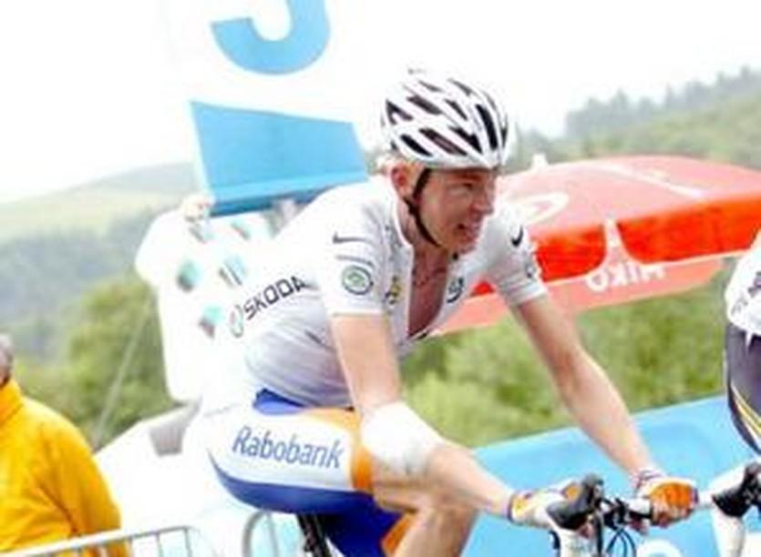 Роберт Гесинк, cyclingnews.com