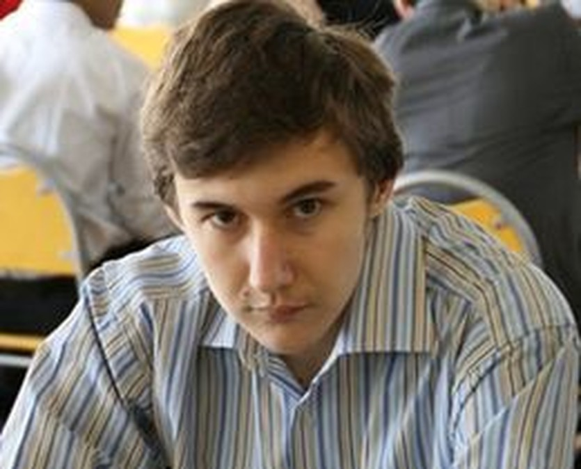 Сергей Карякин, chess-news.ru