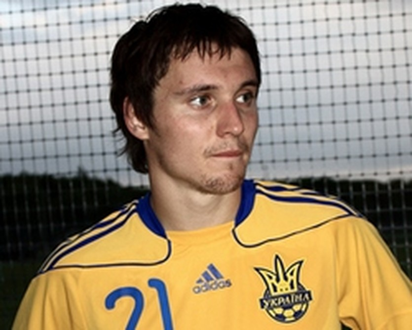 Денис Олейник, фото footcin.com