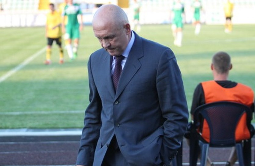Николай Павлов, фото О.Дубины, football.ua