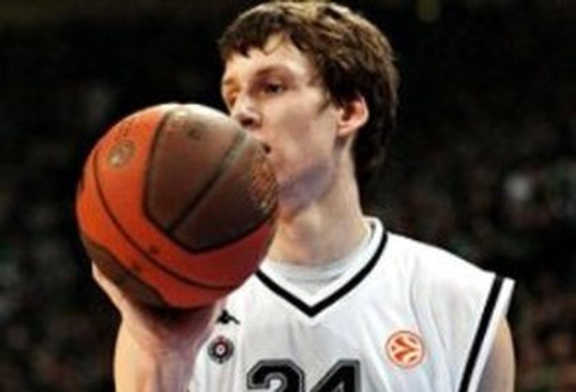 Ян Веселы, euroleague.net