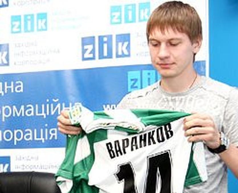 Андрей Воронков, фото ФК Карпаты