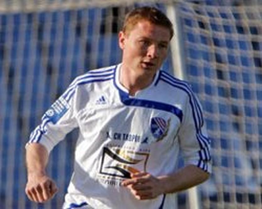 Антон Монахов, фото ФК Таврия