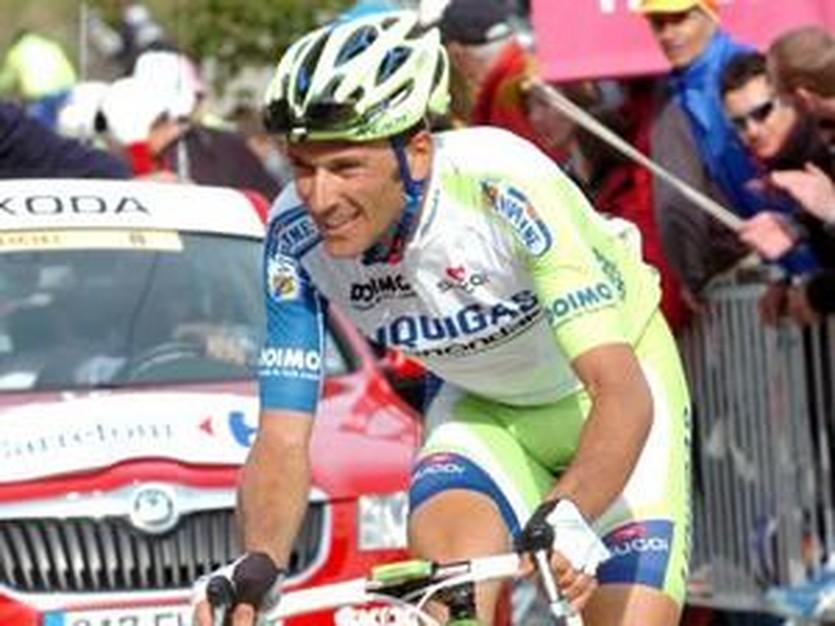 Иван Бассо, cyclingnews.com