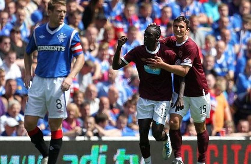 Автор первого гола сезона 2011/12, dailymail.co.uk