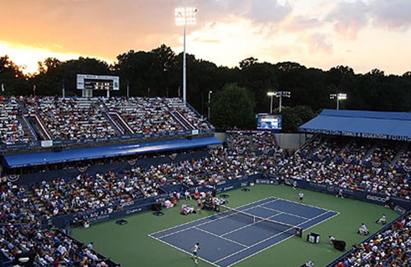 Стадион в Вашингтоне, atpworldtour.com