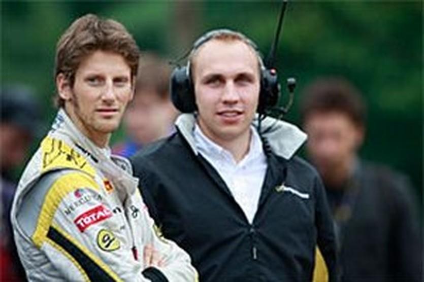 Роман Гросжан, autosport.com