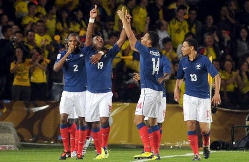 Франция побеждает, Getty Images