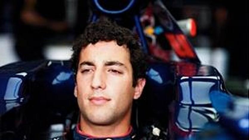 Даниэль Риккьярдо, f1minute.com