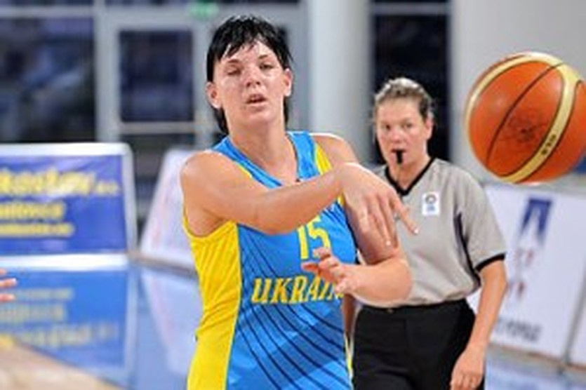 Людмила Науменко, fibaeurope.com