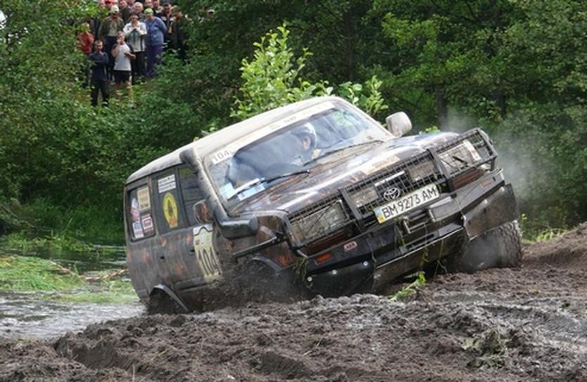 Баха 1000 может претендовать на звание лучшей гонки в Украине!