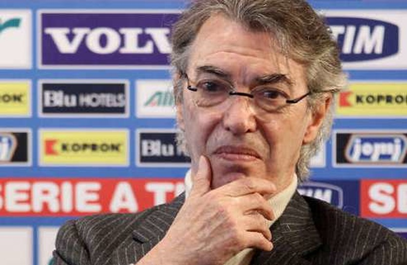 Массимо Моратти, goal.com