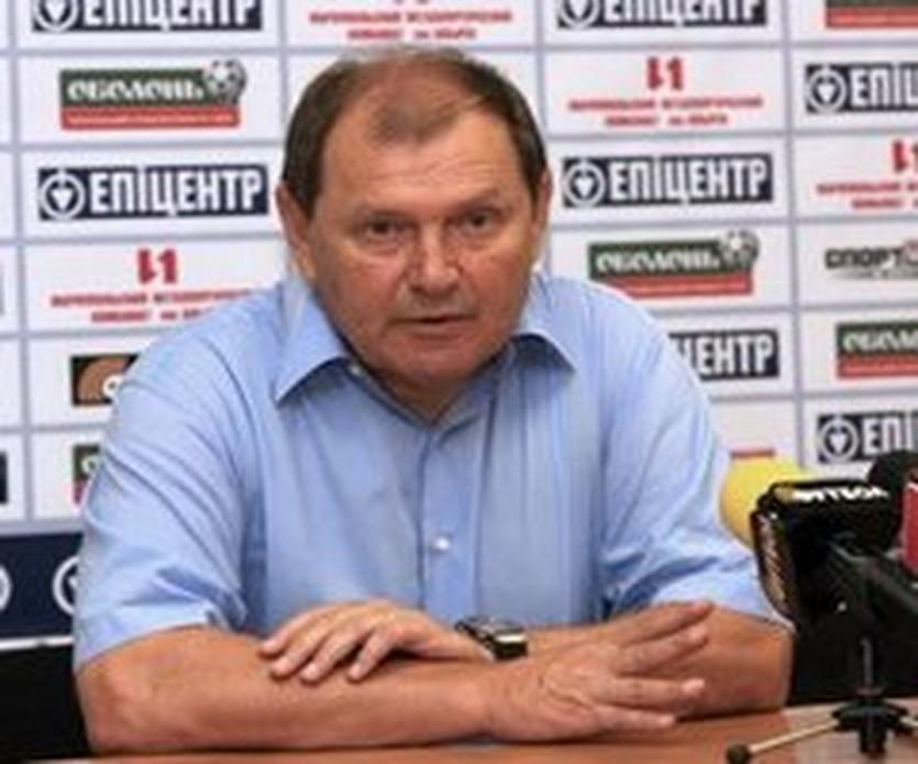 Валерий Яремченко, chernomorets.odessa.ua