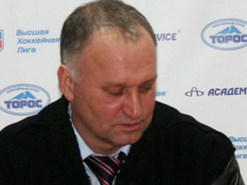 Владимир Шиханов, ХК Торос