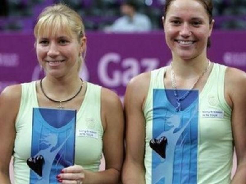 Алена (слева) и Катя Бондаренко. Фото podrobnosti.ua