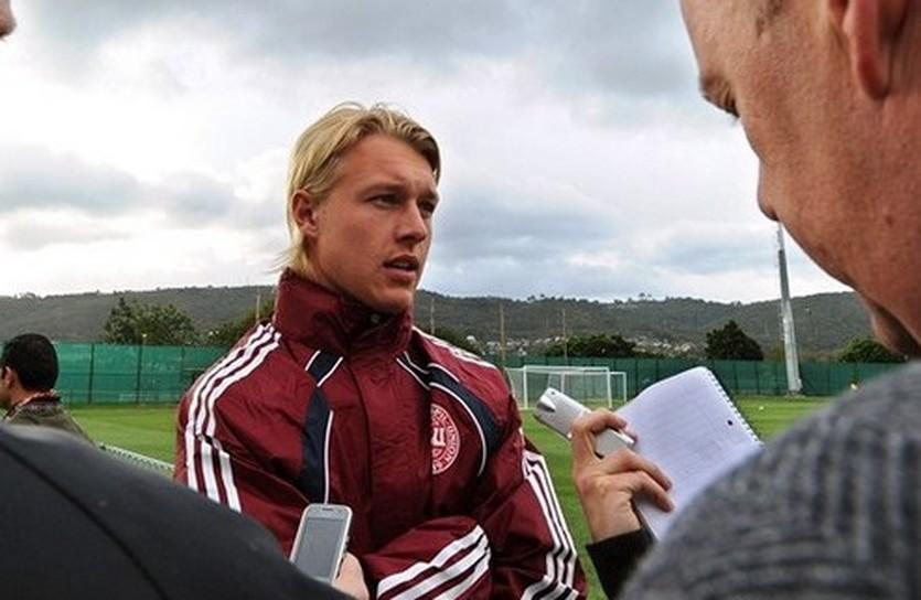 Симон Кьяер, fifa.com